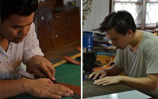 สัมภาษณ์: Mongrest ศิลปินนักทำกระเป๋า